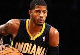 """""""Pacers"""" krepšininkai po aštuonerių metų pertraukos laimėjo Jutoje"""