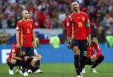 Ispanija aštuntfinalyje pagerino pasaulio čempionatų rekordą