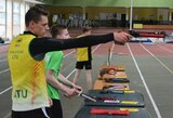 Europos jaunių šiuolaikinės penkiakovės čempionato estafetėse – dvi 9-osios ir 12-oji vietos