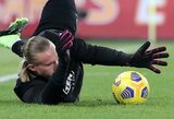 Geriausias jaunasis Lietuvos metų futbolininkas – T.Krapikas