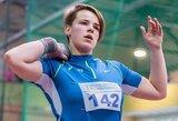 Baltijos šalių metimų čempionate lietuviai užėmė trečią vietą