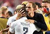 Geros žinios PSG: K.Mbappe pasiruošęs pradėti Čempionų lygos pusfinalio rungtynes startinėje sudėtyje