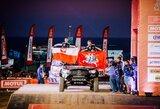 """Septintąjį Dakarą pasitinkantis B.Vanagas: """"Jaučiuosi kaip niekad ramus"""""""