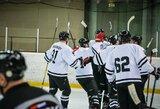 """Netikėta: """"Hockey Punks"""" išvykoje privertė """"Energiją"""" patirti pirmą sezono pralaimėjimą"""