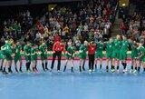 Lietuvos rankinio rinktinė šį savaitgalį kontrolines rungtynes žais Baltarusijoje