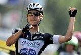 """Devintąjį """"Tour de France"""" etapą laimėjo T.Martinas, bendros įskaitos lyderiu tapo T.Gallopinas"""