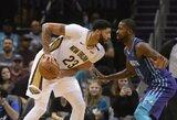 """Celtics"" ir ""Lakers"" veda A.Daviso mainų derybas"
