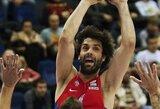 M.Teodosičiaus ir N.De Colo tandemas nutiesė CSKA kelią į sunkią pergalę Stambule