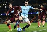 """P.Guardiola negailėjo liaupsių P.Fodenui: """"Anglija turi deimantą"""""""