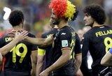 Pasaulio čempionato aštuntfinalis: Belgija – JAV