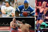 16 atletų, kurie į MMA atėjo iš kito profesionalaus sporto