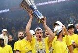 Eurolygos čempionu tapęs B.Bogdanovičius ketina keltis į NBA
