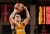 """""""Šiauliai"""" FIBA Europos taurėje pralaimėjo antrą kartą iš eilės"""