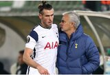 """J.Mourinho sunerimęs: G.Bale'as darbuosis su """"Arsenal"""" treneriu"""