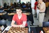 T.Stremavičiui suteiktas šachmatų didmeistrio vardas
