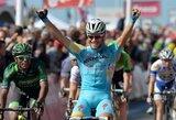 Trys lietuviai startavo pasaulio plento dviračių turo lenktynėse Nyderlanduose (+ kiti rezultatai)