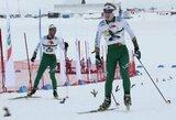 Lietuviai Europos orientavimosi sporto slidėmis čempionate – 8-ti