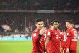 """""""Bayern"""" ruošiasi didžiausiam vasaros apsipirkimui klubo istorijoje"""