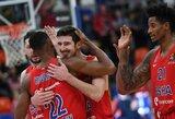 Paviešintas įspūdingas CSKA ir kitų Vieningosios lygos komandų biudžetai