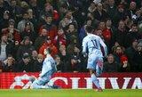 """58 metų laukimas baigtas: """"Burnley"""" patiesė """"Man United"""" apytuščiame """"Old Trafford"""" stadione"""