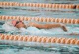 Baltijos šalių plaukimo čempionatą laimėjo lietuviai