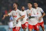 """""""Juventus"""" ir be C.Ronaldo iškovojo ketvirtą pergalę Italijoje"""