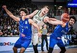 D.Adomaitis paskelbė galutinį Lietuvos rinktinės dvyliktuką, debiutuos du žaidėjai
