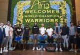 NBA čempionai švęsti nebaigė: savaitgalį leis Las Vegase