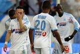 """""""Marseille"""" bėdos tęsiasi – namuose pralaimėta """"Reims"""" klubui (+ kiti rezultatai)"""