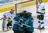 """D.Zubraus klubas ketvirtą kartą parklupdė """"Kings"""" ir pateko į NHL Rytų konferencijos pusfinalį"""