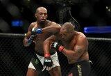 """""""UFC 214"""" kovotojų algos: J.Jonesas uždirbo dvigubai mažiau už D.Cormierį"""