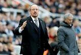 Suvilijo milijonai: Angliją jau palikęs R.Benitezas pasirašys dvigubai pelningesnį kontraktą Kinijoje