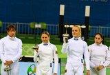 L.Asadauskaitė po pirmosios olimpiados rungties realiai pretenduoja į medalį