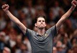 ATP 500 turnyre – D.Thiemo triumfas gimtinėje