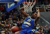 """Oficialu: """"Chimki"""" gretas papildė NBA dėjimų konkurso čempionas"""