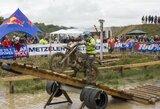 """""""Romaniacs"""" ralio finiše lietuviai įveikė sunkiausią etapą"""