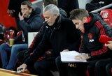 """L.Sharpas stebisi """"Manchester United"""" sprendimu: """"Jie pasirinko tam labai keistą laiką"""""""