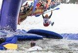 """""""Snow Kayak"""" varžybos turi naują karalių"""