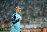 """M.Neueris: """"Džiaugiuosi, kad žaisime prieš olandus"""""""