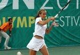 J.Mikulskytė – ITF jaunių teniso turnyro Slovakijoje pusfinalyje