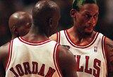 "Serialo ""The Last Dance"" įkvėptas O.G.Solskjaeras sulygino ""Man Utd"" su M.Jordano vedama ""Bulls"""