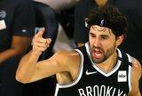 """""""Nets"""" už 75 mln. JAV dolerių išsaugojo snaiperį"""