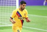"""""""Juventus"""" veda aktyvias derybas: tikisi sutarti dėl L.Suarezo"""