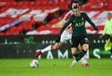 """J.Mourinho: """"G.Bale'as iškrito kelioms savaitėms"""""""
