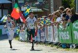 Rygos centro eismą paralyžavo orientacininkai: pasaulio čempionato kovos sprinto finale