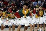 2010 metų šventė: pirmasis Lietuvos krepšinio rinktinės medalis pasaulio pirmenybėse