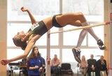 Pasaulio čempionato normatyvą Vilniuje įvykdžiusi A.Palšytė pasikėsino į Lietuvos rekordą
