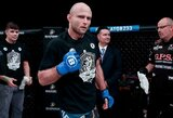 """""""Bellator"""" kovotojas J.Anglickas: apie komplimentus, UFC skambutį, """"didelius vardus"""" ir norą varyti kaip J.Stoliarenko"""