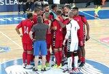 """Aikštėje dominavęs """"Vytis"""" – per žingsnį nuo pagrindinio UEFA salės futbolo Čempionų lygos etapo"""