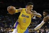 """Dviženklį atsilikimą panaikinusi """"Lakers"""" patiesė """"Bulls"""""""